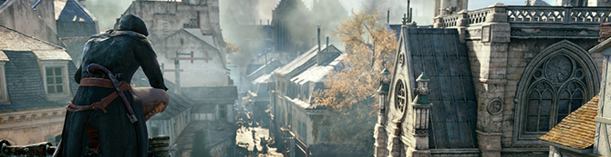 Превью Assassin's Creed Unity. Убивай как угодно!