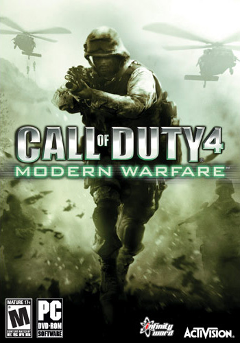 Изоброжение Call of Duty 4: Modern Warfare
