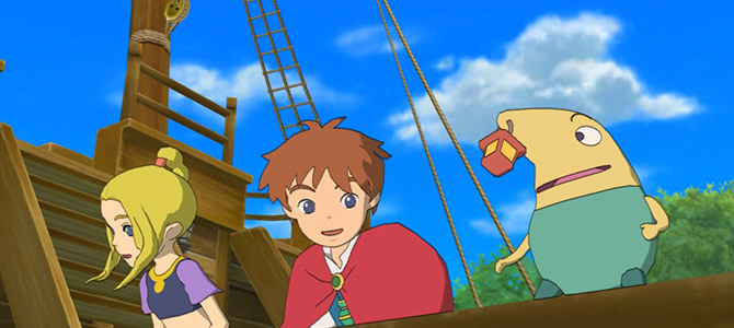 PSX 2015: Анонсирована Ni No Kuni 2: Revenant Kingdom для PlayStation 4