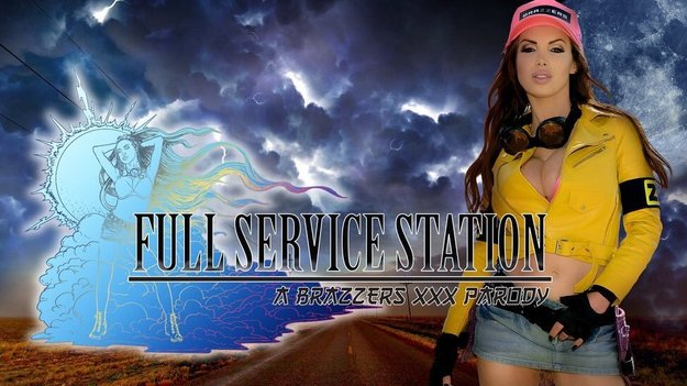 Brazzers сняли порнопародию по мотивам Final Fantasy XV: Full Service Station: A XXX Parody