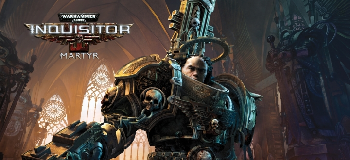 Warhammer 40,000: Inquisitor – Martyr доступен в Steam