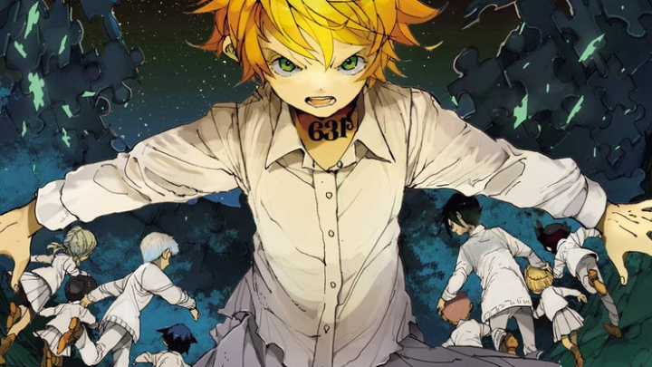 9 лучших аниме похожие на Обещанный Неверленд – топ аниме наподобие Yakusoku no Neverland