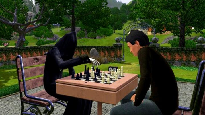Как быстро убить Сима в Sims 4 - топ креативных и быстрых способов смерти Сима