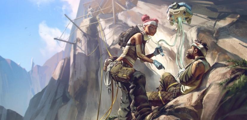 Пора пошуметь: Авторы Apex Legends показали трейлер к