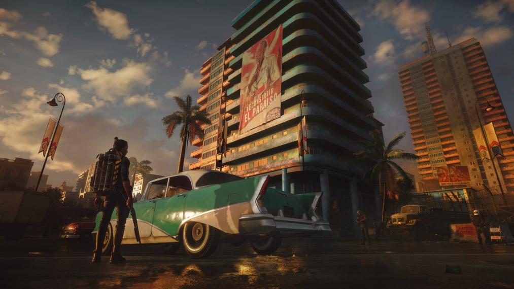 Главный герой в Far Cry 6