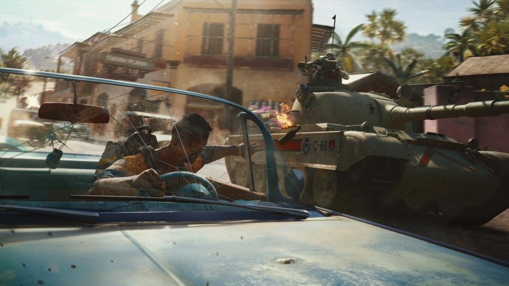 О чем будет Far Cry 6
