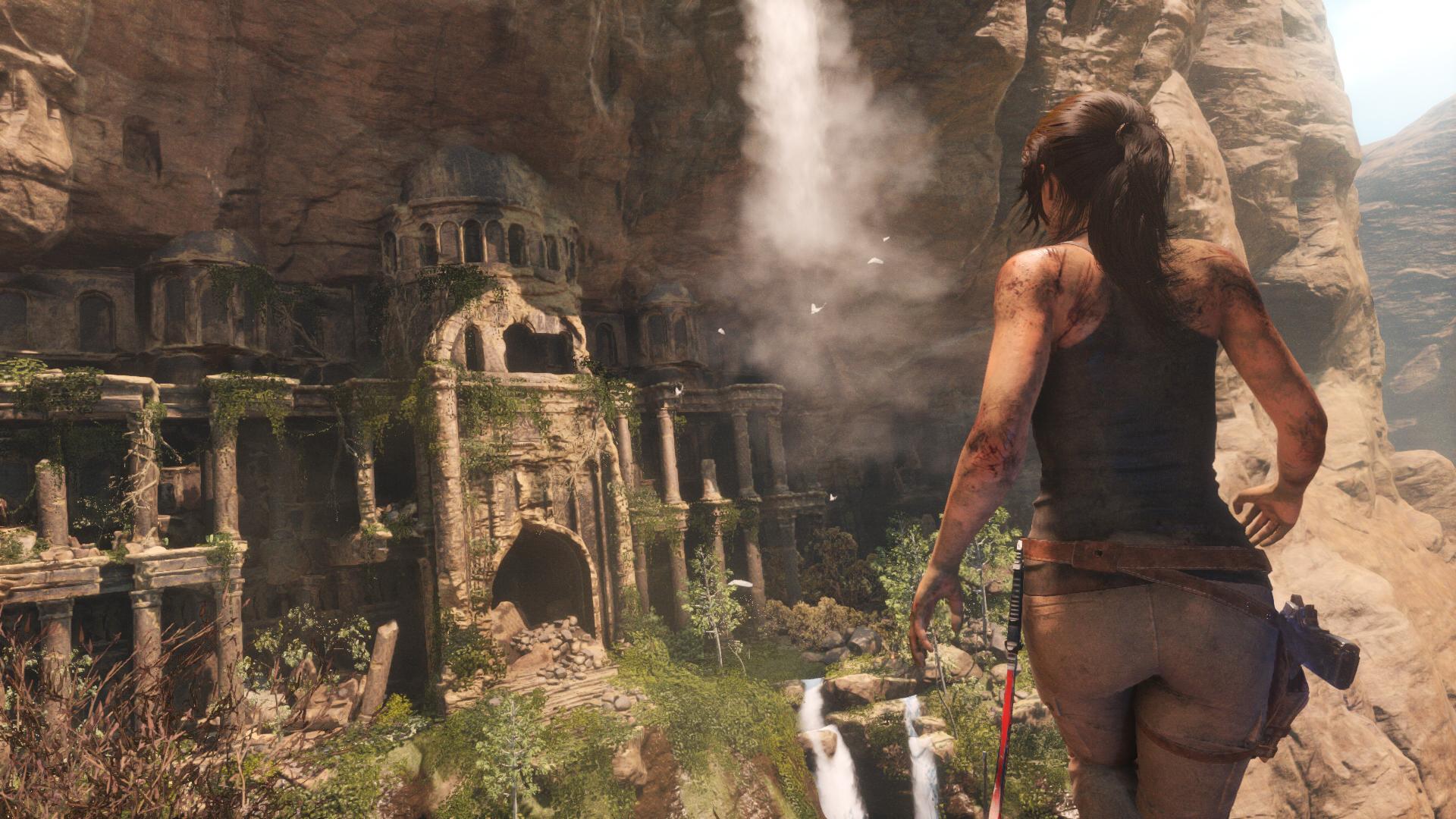 Стало известно название следующей Tomb Raider