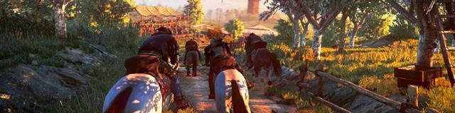 Геймплей Witcher 3: Wild Hunt с выставки E3 2014, новый Ведьмак поражает своими просторами