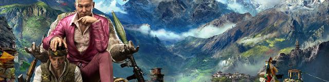 E3 2014: Ubisoft рассказала об особенности многопользовательского режима в Far Cry 4