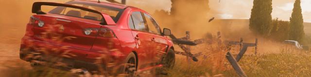 Более 200 автомобилей будет доступно в Forza Horizon 2 на старте