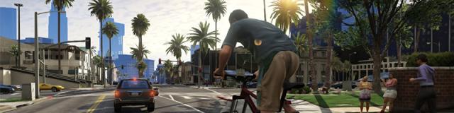 GTA 5 для PlayStation 4 получит эксклюзивный контент