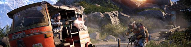 В кооперативе Far Cry 4 не будет женских персонажей