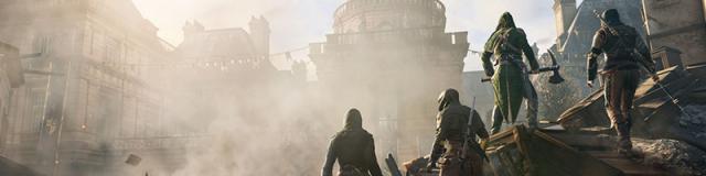 В кооперативе Assassin's Creed: Unity все игроки будут иметь одинаковое имя