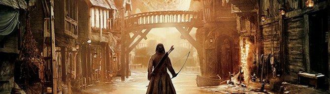 На Comic-Con 2014 Warner Bros. показали постер The Hobbit: The Battle of the Five Armies