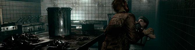 Capcom показала новые скриншоты Resident Evil: HD Remastered