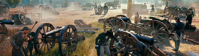 Разработчики Assassin's Creed: Unity показали кадры с PS4-версии игры