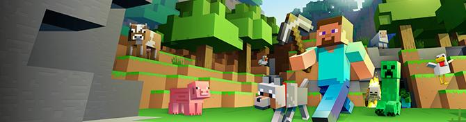 Сегодня вышла PS4-версия Minecraft