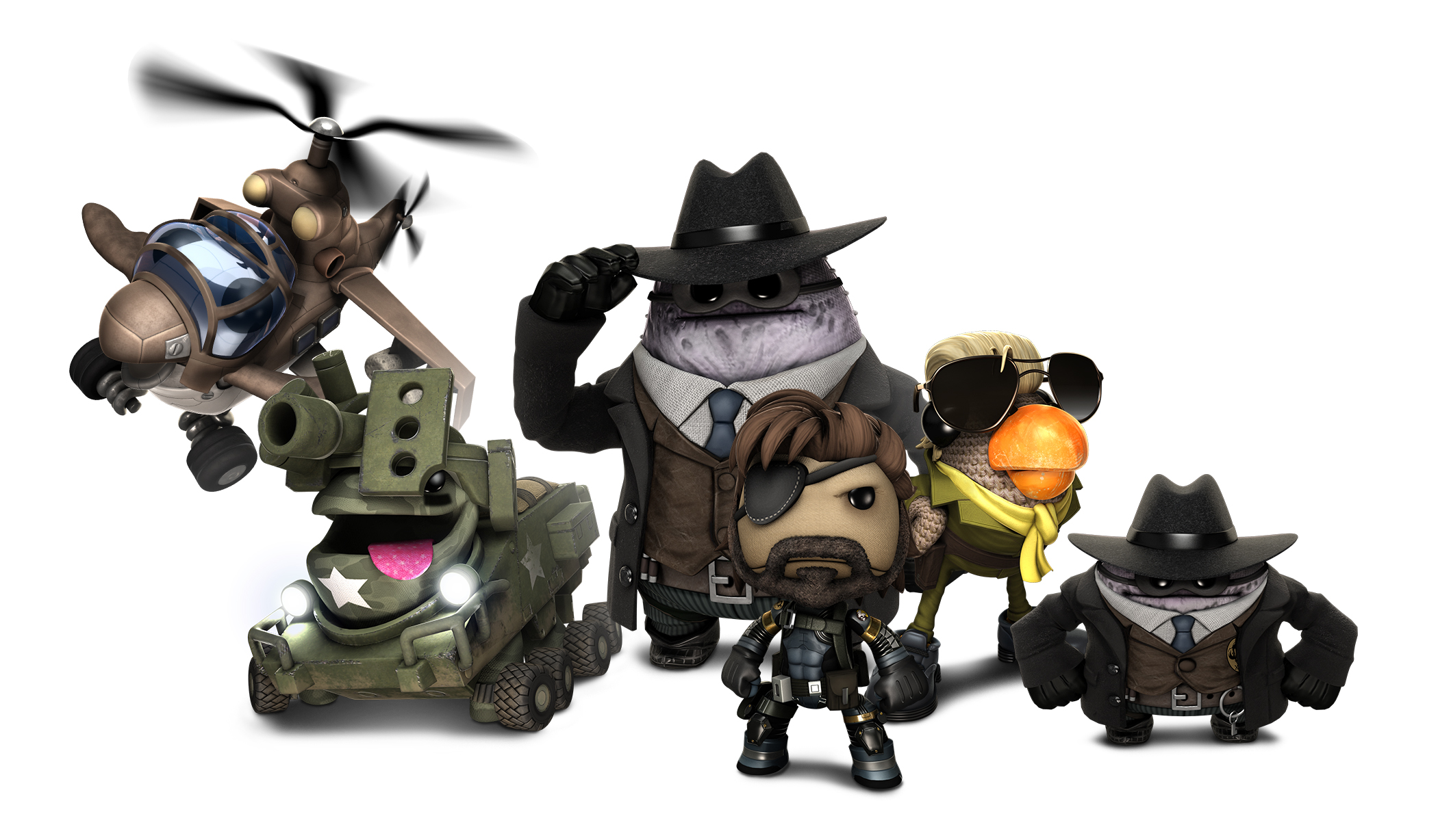 how to play with friends on little big planet 3