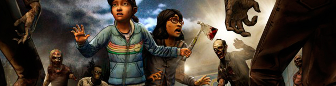 Telltale Games назвала даты релиза первого и второго сезона The Walking Dead на Xbox One и PS4