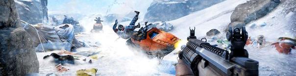 Новый трейлер Far Cry 4