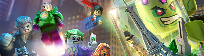 В новой LEGO Batman 3: Beyond Gotham появится Кевин Смит и Конан О'Брайен