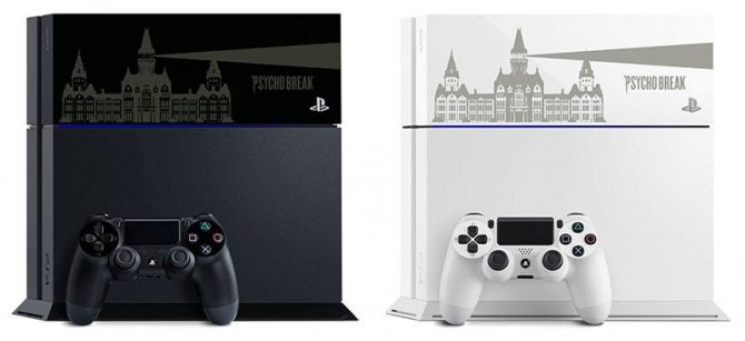 Evil Within обзаведется  Psycho Break: Limited Edition консоли PS4