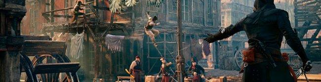Ubisoft показали кинематографичный трейлер Assassin 's Creed: Unity