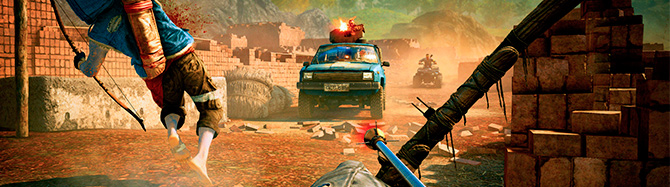 Редактор карт Far Cry 4 небудет поддерживать мультиплеерные карты