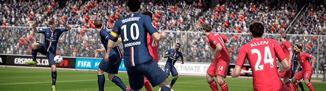 Electronic Arts убирет функцию Share Play из FIFA 15 для PS4