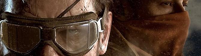 На The Game Awards 2014  Хидео Кодзима представил мультиплеер Metal Gear Solid 5