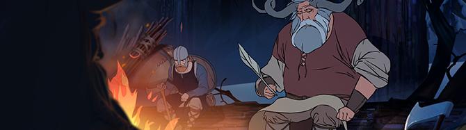 Создатели The Banner Saga анонсировали вторую часть