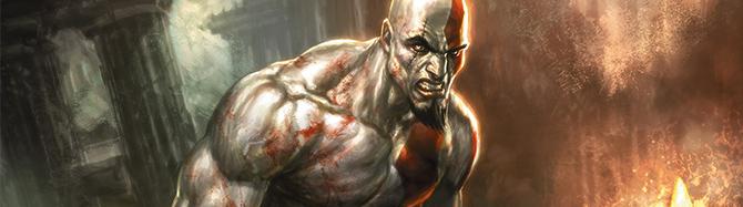 Sony работает над новой частью God of War