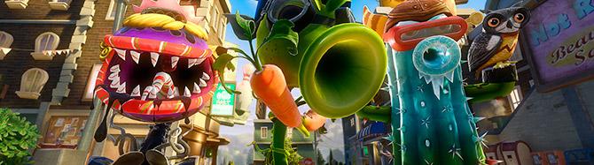 «Золотые подписчики» Xbox Live могут купить Plants vs Zombies: Garden Warfare меньше чем за полцены