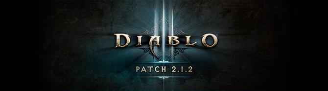 Скачать новый патч 2.1.2 для Diablo 3 можно уже сейчас