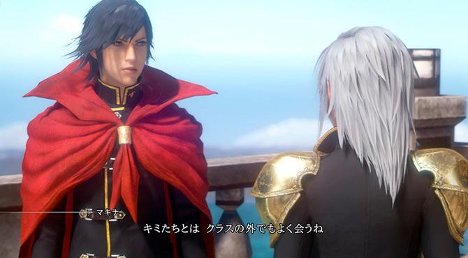 Final Fantasy Type-0 HD - сравнение версии для PSP vs. PS4