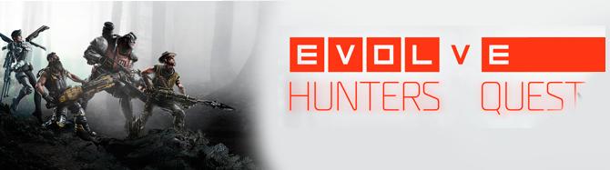 На iOS и Android вышло официальное приложение Evolve: Hunters Quest