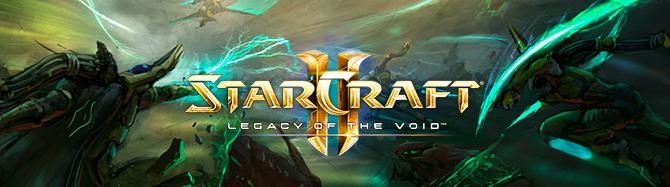 Релиз StarCraft II: Legacy of the Void может состояться уже в этом году