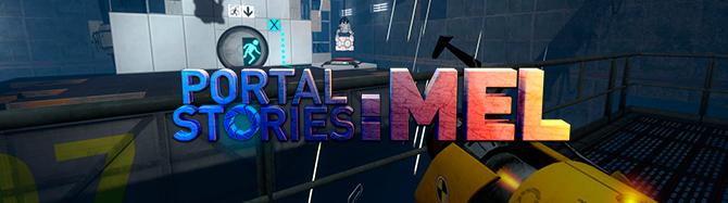 Portal 2 обзаведется масштабным модом Portal Stories: Mel