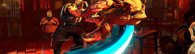 Чарли Нэш появится в Street Fighter 5