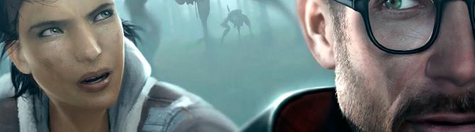 В играх серии Half-Life будет добавлена поддержка VR Vive