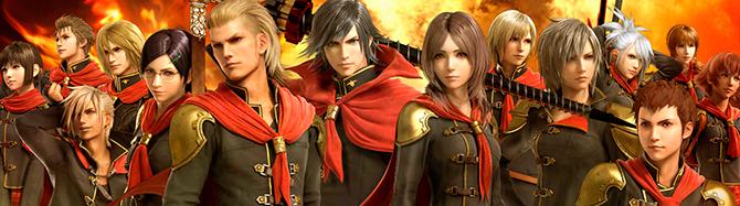 Оценки Final Fantasy Type-0 HD – хороша как никогда