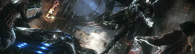 Эксклюзивный бандл Batman: Arkham Knight для PS4 и новый трейлер игры