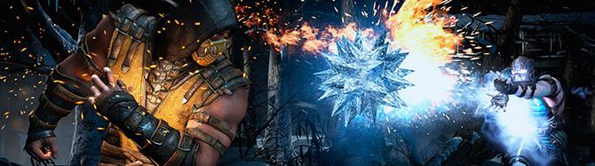 Mortal Kombat X обзавелась релизным трейлером