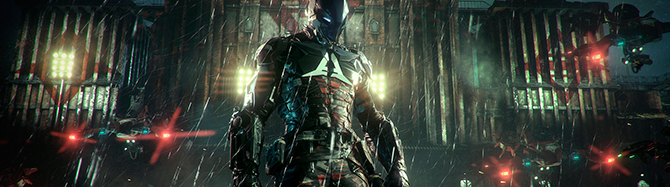 Batman: Arkham Knight на PS4 будет работать в разрешение 1080p