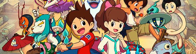 Yo-Kai Watch отправляется покорять Европейский рынок