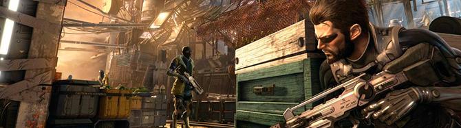 В сети появилась информация о новом Deus Ex: Mankind Divided