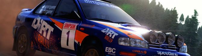 Новая DiRT Rally стала доступна в Steam Early Access