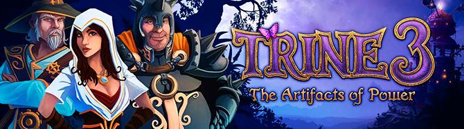 Обзор Trine 3: The Artifacts of Power - все то, что мы любим в Trine и ничего нового