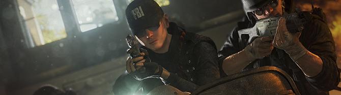 Rainbow Six Siege обзавелся датой релиза, игра выйдет 13 октября