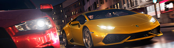 Легендарные автомобили Porsche появились в Forza Horizon 2